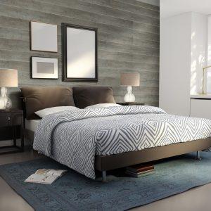 Losetas autoadhesivas para pared Legacy Wood www.decorparedes.com