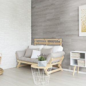 Placas de pared XL Grey Oak